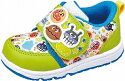 【それいけ!アンパンマン】APMーB19グリーン2E【ベビー靴】【子供靴】【つま先ゆったり】【コートタイプ】