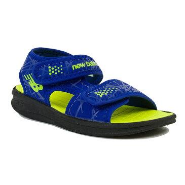 【new balance】K2031BLYブルー【子供靴】【サマーシューズ】【サンダル】【キッズ専用ラスト】【BLUE】
