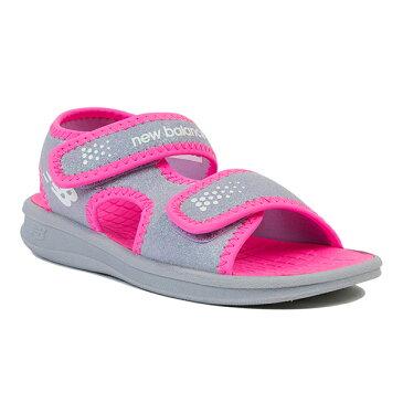【new balance】K2031GRPピンク【子供靴】【サマーシューズ】【サンダル】【キッズ専用ラスト】【PINK】