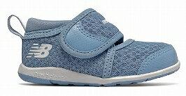 【new balance】IO508BLEブルー【ベビー靴】【子供靴】【サンダル】【サマー】【MPC加工】【ハーフサイズ】【ファーストシューズ】