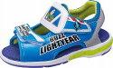 【カーズ】DN-C1276ブルー【子供靴】【サンダル】【サマーシューズ】【トイストーリ】【バズ・ライトイヤー】【LED】