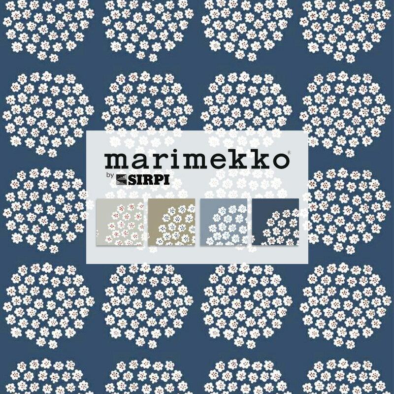 壁紙・装飾フィルム, 壁紙  marimekko PUKETTI 17910 17911 17912 17913 1 diy wallpaper