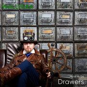壁紙クロス輸入壁紙不織布WALLPERA[Mural19-126Drawers]ドロワーズ《即納可》