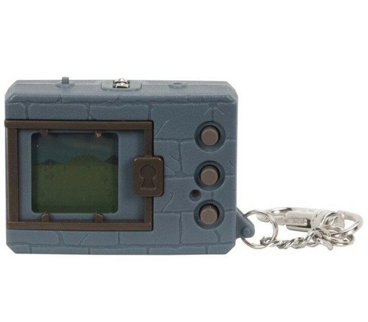 電子玩具・キッズ家電, 電子ペット  Bandai Original Digimon Digivice Virtual Pet Translucent Gray