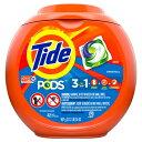 [送料無料] タイド Tide ポッド カプセル 42個入り heターボ 3in1 防臭 シミ取り オリジナル 洗剤 ランドリー 衣類用洗剤 洗浄力 Original Scent [楽天海外直送]