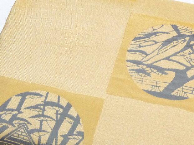 <憧れの帯ブランド!木屋太(きやた)>西陣織 今河織物謹製 西陣帯 高級袋帯【&代引料無料】