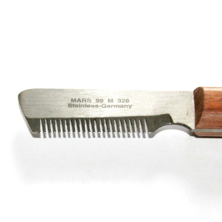 マース・トリミングナイフ M328 (Medium=中目)