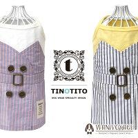 TINOTITOビスチェ風チュニックM・L