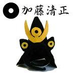 ペット用かぶりもの 戦国武将 加藤清正の兜ver. S/Mサイズ k01-0049 【WAN18】