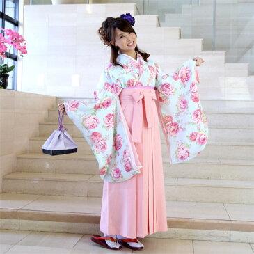 【レンタル】 LIZ LISA(リズリサ)卒業式 袴 レンタル 女 袴セット 女 卒業式袴セット2尺袖着物&袴 フルセットレンタル 安い