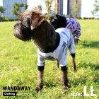 【WANDAWAY】つるつるロンパース