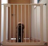 ドッグゲート ペットゲート 北欧デザイン 【 送料無料 該当地域のみ(本州・四国・北海道・九州) 】 愛犬用 ペットグッズ ドッググッズ 犬 ゲート デンマーク製 ホワイト 全2色沖縄・離島は、送料1,240円