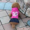 可愛い犬服パーカーのデニムワンピース犬ワンピース(XS〜XLサイズ)春夏犬服人気犬服