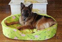 【XLサイズ】防水カバーの付きカバーと中身のセットオーソペディックカドラー介護老犬子犬日本製