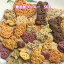 1000円ぽっきり13種の中から選べる50g入り無添加クッキー1袋+オマケ付き手作りワンちゃん用犬 ペット おやつクッキー 安心 安全 送料無料