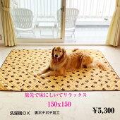 オリジナル・マルチカバー【150cm×150cm】
