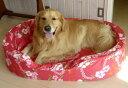 大型犬用ベッドオーソペディックカドラー中身&カバーセット(XLサイズ)なみなみタイプ【ドッググッズ 犬雑貨 寝心地】【ベット 犬…
