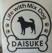 ミックス犬:ブラック