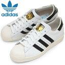 アディダス オリジナルス スニーカー スーパースター 80s[ホワイト/ブラック/チョーク2]adidas Originals SS(SUPERSTAR)メンズ(男性用)【靴】_11707F(wannado)