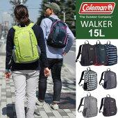 ������ޥ�Coleman����������15�ǥ��ѥå�[��7��]WALKER15(15L)��˥��å���(�˽�����)�ڳ��_11606F(wannado)