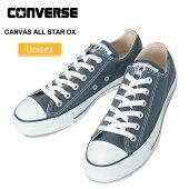 ・CONVERSEALLSTAROX[ネイビー]コンバースオールスターオックススニーカーユニセックス(男女兼用)【靴】_11504F(wannado)