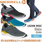 メレルMERRELL1シックス8モック[全3色]1SIX8MOCメンズ(男性用)【靴】_11610E(wannado)