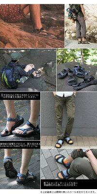 テバTevaハリケーンサンダル[ブラック]HURRICANEXLTメンズ(男性用)【靴】_11702E(wannado)