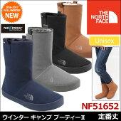 ノースフェイスTHENORTHFACEウィンターキャンプブーティー2[全4色](NF51652)WINTERCAMPBOOTIEIIユニセックス(男女兼用)【靴】_11611F(wannado)