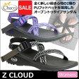\今ならクーポンで更に20%OFF/【SALE/15%OFF 】チャコ Chaco ウィメンズ Z クラウド サンダル[全2色](12365109)WOMEN'S Z CLOUD SANDAL レディース(女性用)【靴】_11703E(wannado)