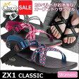 \今ならクーポンで更に20%OFF/【SALE/13%OFF 】チャコ Chaco ウィメンズ ZX1 クラシック サンダル[全4色](12365107)WOMEN'S ZX1 CLASSIC SANDAL レディース(女性用)【靴】_11703E(wannado)