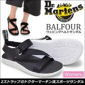 ドクターマーチンDr.MartensバルフォアZストラップサンダル[ブラック](22431001)BALFOURZSTRAPSANDALレディース(女性用)【靴】_11705F(wannado)