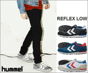 デンマークの老舗ブランド「hummel」のレトロランニングモデル