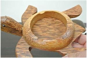 ココナッツの海亀の灰皿