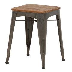 【LIBERTA アジャスター付きスツール】《W:39×D:39×H:48》インダストリアル 家具 インダストリアル 送料無料 北欧 レトロ シャビー シンプル 北欧風スタイルのお洒落な椅子 チェア スツール