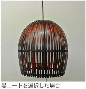 アジアン照明バンブーペンダントライト