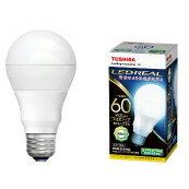 東芝LED電球E-2660W相当(昼白色)