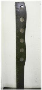 フォトフレーム付き身長計