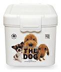 サンプルorクーポン有 THE DOG フードBOX S 2kg (株)伊勢藤 フードストッカー 犬用 ペット用 動物用 I-502 お試し サンプル付【ラッキーシール対応】