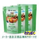 【クーポン有】 アーテミス 猫 フレッシュミックス フィーライン 500g×3袋セット キャットフード ドライフード 乳酸菌 安全 無添加 食物 アレルギー 皮膚 送料無 お試し AL0