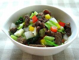 ★馬肉と彩り野菜のスープ煮5個セット