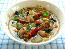 参鶏湯(サムゲタン)風スープごはん