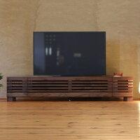 TVボードAZEKURA1800-WA(アゼクラ)/テレビ台/テレビボード/TV台/無垢材/和モダン