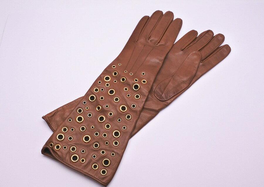 手袋・アームウォーマー, レディース手袋 USEDPRADA 7 RCP