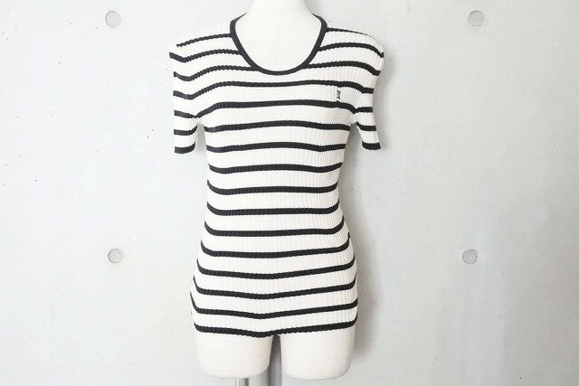 トップス, Tシャツ・カットソー USEDCHANEL T 42 19751RCP
