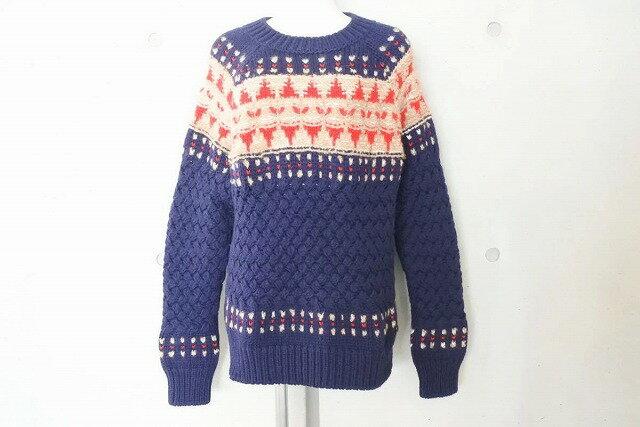 ニット・セーター, セーター USEDCHANEL 17 P57342K07535 34 23222RCP