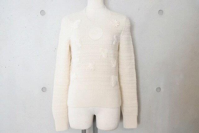 ニット・セーター, その他 USEDCHANEL 18 18AW P59732K07810 34 23229RCP