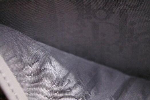 ◆[USED/中古品]◆送料無料◆【未使用】Diorjordanairディオールジョーダン二つ折りairdior財布グレー未使用20806【RCP】