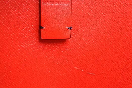 ◆[USED/中古]◆送料無料◆クリスチャンルブタン国内最安オンライン掲載トートバッグカバタブラックレッドユニセックス7478◆【RCP】【中古】