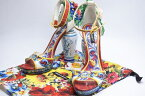 ◆[USED/中古]◆送料無料◆ドルチェ&ガッバーナ 15-16年プレフォールコレクション マヨルカ パンプス ヒール 38 陶器 フラワー装飾 未使用◆ 【RCP】【中古】