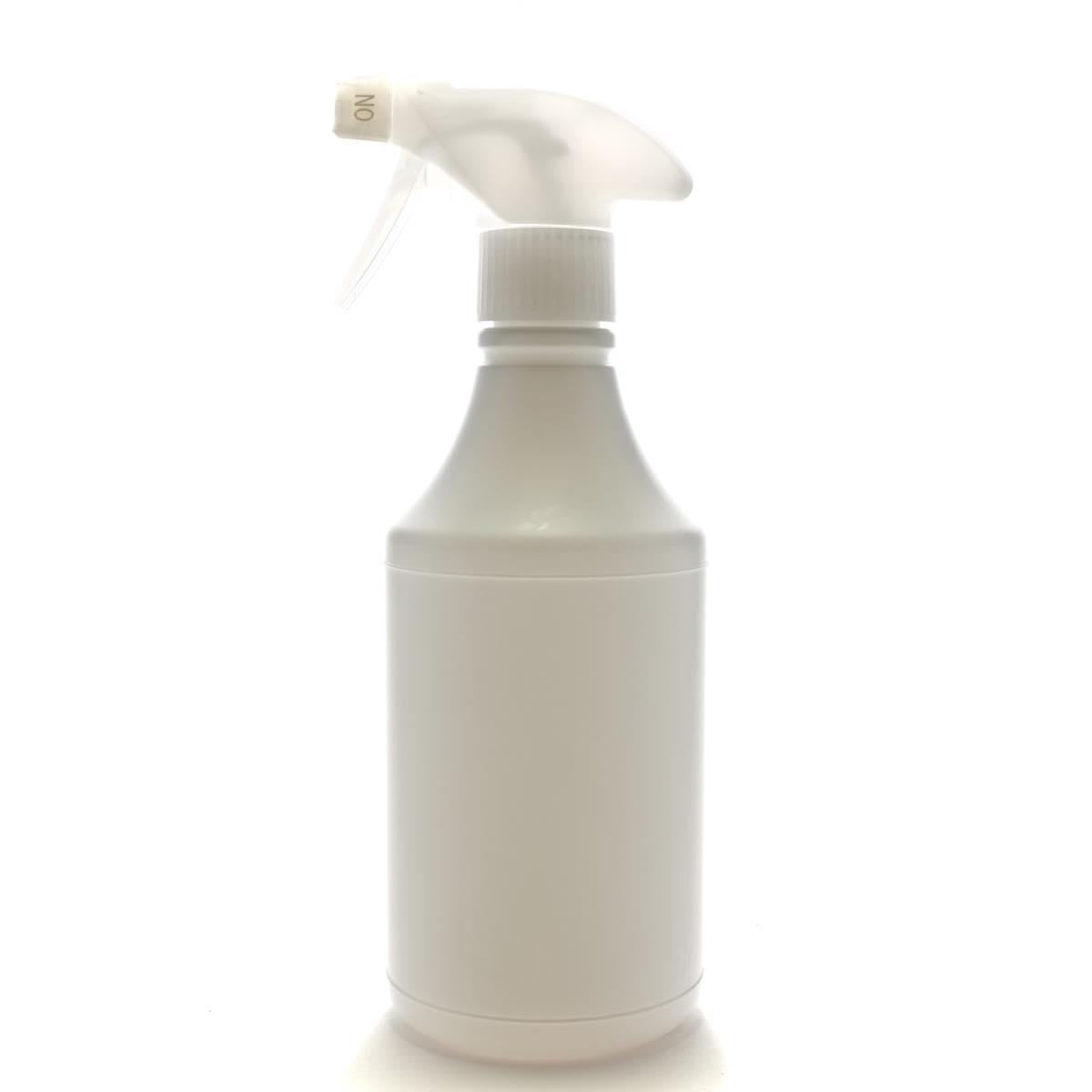 泡トリガースプレー 500ml [ ボトル:ホワイト / トリガー:ホワイト(泡タイプ) ]